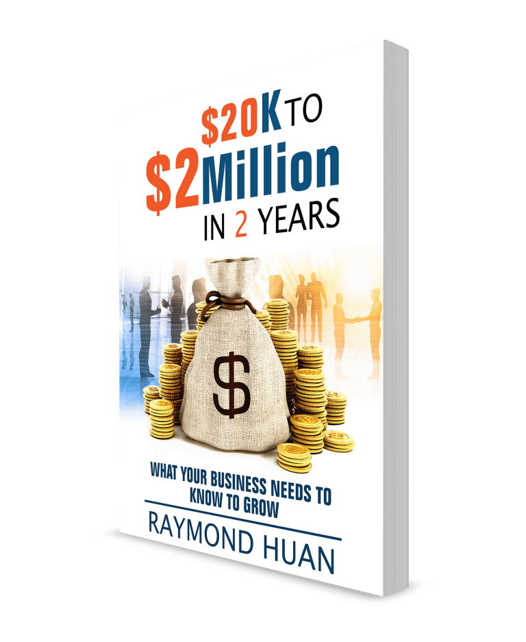 Grow Your Business - $20K to $2 Million Book Kindle