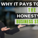 Why it pays to tell the truth: honesty as a business strategy