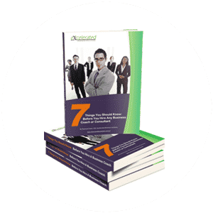 How to choose the right business coach e-book